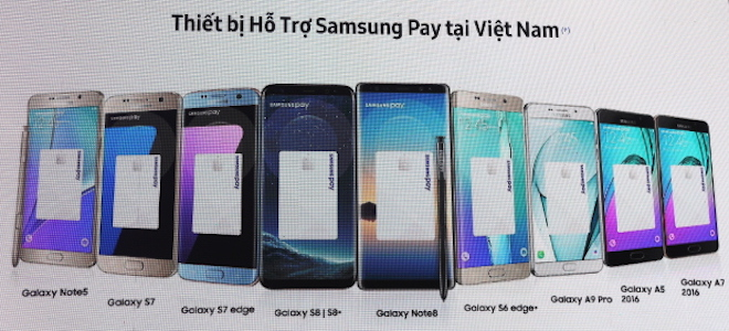 "samsung ""ho bien"" smartphone thanh the atm de quet may pos tai vn hinh anh 2"