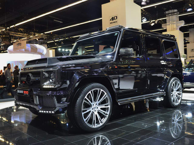 brabus 900: xe off-road dinh cao gia 18,16 ty dong hinh anh 1