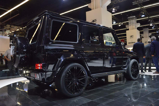 brabus 900: xe off-road dinh cao gia 18,16 ty dong hinh anh 3
