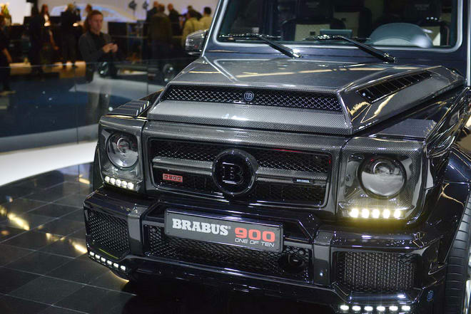 brabus 900: xe off-road dinh cao gia 18,16 ty dong hinh anh 5