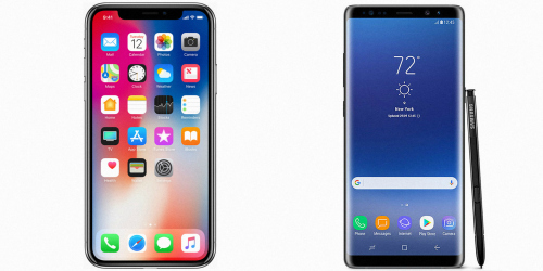 iphone x so gang cung galaxy note 8: ai ngon hon? hinh anh 9