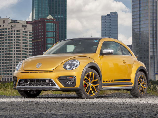 volkswagen beetle dune chot gia 1,469 ty dong o viet nam hinh anh 1