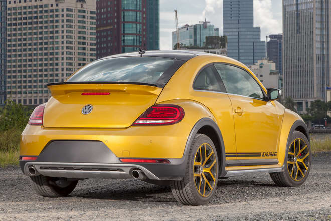 volkswagen beetle dune chot gia 1,469 ty dong o viet nam hinh anh 2