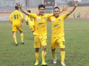 Lich phat song vong 18 V.League
