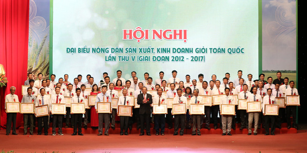 chum anh: toan canh hoi nghi nong dan gioi toan quoc hinh anh 6