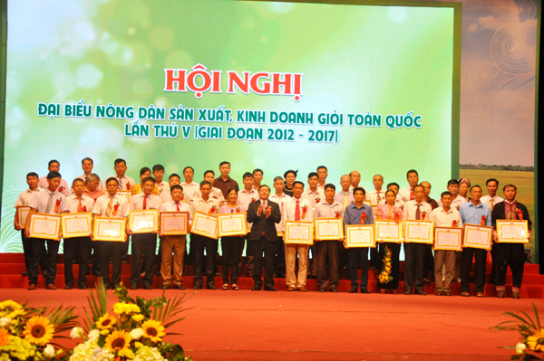 chum anh: toan canh hoi nghi nong dan gioi toan quoc hinh anh 8
