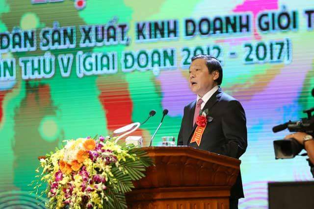 chum anh: toan canh hoi nghi nong dan gioi toan quoc hinh anh 3