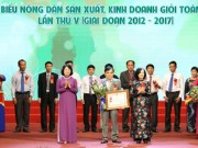 Nha nong - Chum anh: Toan canh hoi nghi nong dan gioi toan quoc