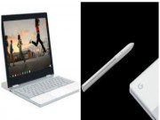 Laptop 2 trong 1 dau tien cua Google Pixelbook lo thong so