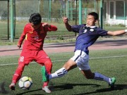 The thao - BHL U16 Viet Nam noi gi ve tam the do cua Tien Long