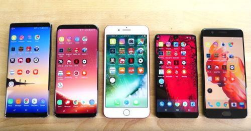 iphone 6, 7 gia chi con 4,5 trieu dong khien android gap nguy hinh anh 1