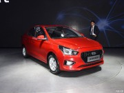 o to - Xe may - Hyundai Accent 2018 rut gon chi co gia 172 trieu dong