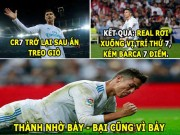 "anh - Video - HaU TRuoNG (21.9): Real that bai vi Ronaldo, Rooney con ""tre con"""