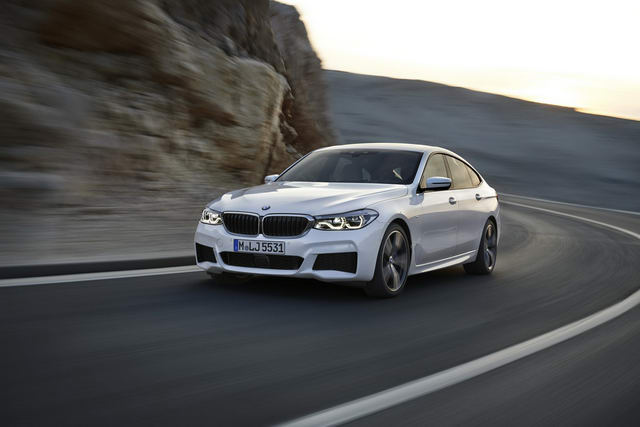 bmw 6-series gt gia 1,4 ty dong se thay the 5-series gt hinh anh 4