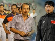 "The thao - Bau duc: ""Vi dT Viet Nam, HAGL co the nghi choi V.League"""