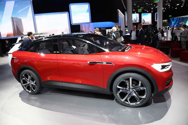 volkswagen i.d.crozz: tuong lai cua suv chay dien hinh anh 3