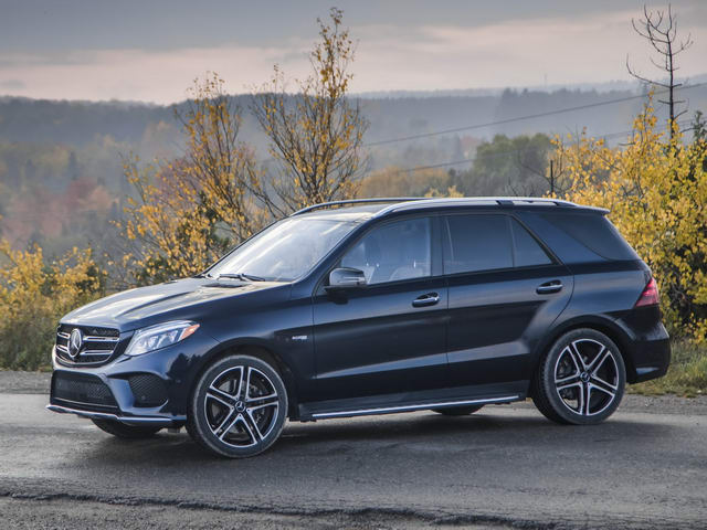 suv hieu suat cao mercedes-amg gle43 gia 1,5 ty dong hinh anh 1