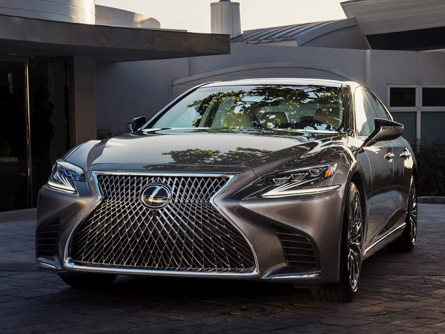 lexus ls500 2018 co gia khoi diem 1,7 ty dong hinh anh 1