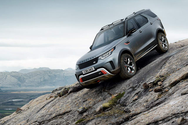 land rover discovery svx: danh cho tin do off-road hinh anh 4