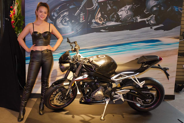 mo to anh quoc triumph motorcycles ra mat viet nam hinh anh 3