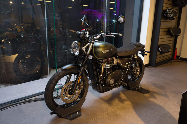 mo to anh quoc triumph motorcycles ra mat viet nam hinh anh 7