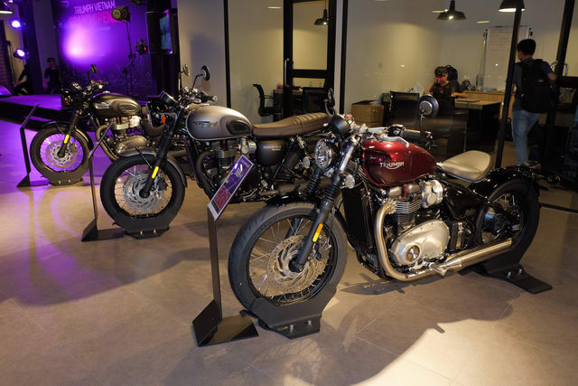 mo to anh quoc triumph motorcycles ra mat viet nam hinh anh 8