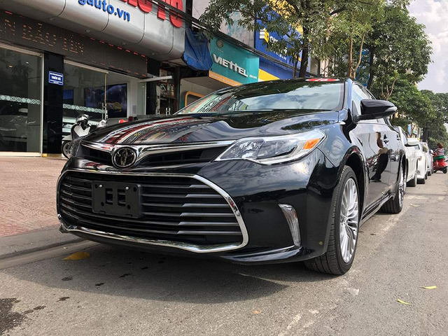 toyota avalon limited sang trong den muc nao? hinh anh 2