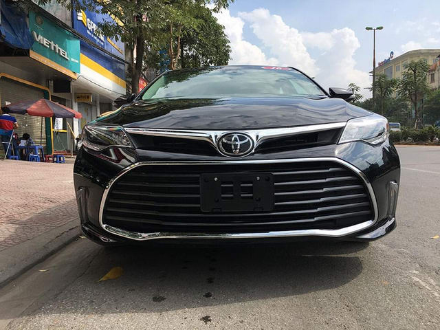 toyota avalon limited sang trong den muc nao? hinh anh 3