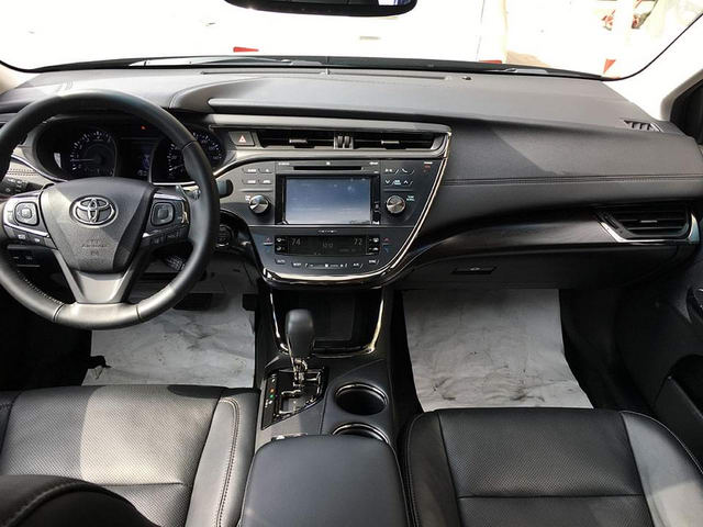 toyota avalon limited sang trong den muc nao? hinh anh 5