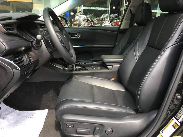 toyota avalon limited sang trong den muc nao? hinh anh 6