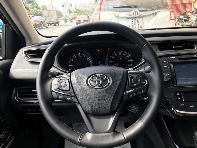 toyota avalon limited sang trong den muc nao? hinh anh 7