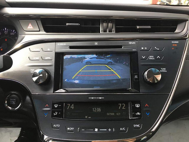 toyota avalon limited sang trong den muc nao? hinh anh 8