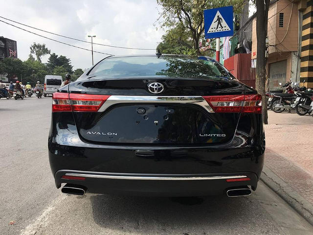 toyota avalon limited sang trong den muc nao? hinh anh 13