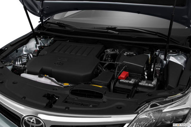 toyota avalon limited sang trong den muc nao? hinh anh 14