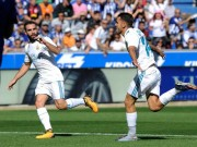 "da bai Alaves, Real Madrid lap 2 ky luc ""khung"""