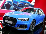 Audi RS4 Avant 2018: 450 ma luc, 0-100 km/h trong 4,1 giay