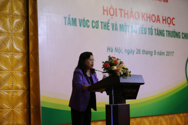 "vn nam ""top"" thap nhat the gioi ve tang truong chieu cao trung binh hinh anh 1"