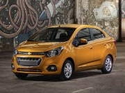 o to - Xe may - Chevrolet Spark sedan ra mat, gia tu 203 trieu dong