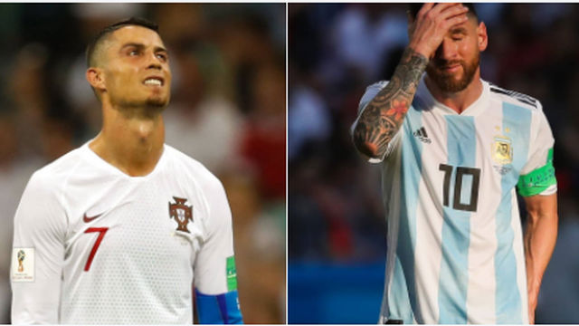 ronaldo - messi dat tay nhau roi world cup theo cach cay dang nhu the nao? hinh anh 1