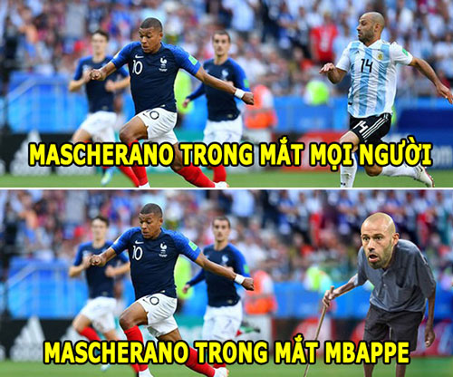 anh che world cup: mbappe tien messi ve nuoc, mascherano tro thanh cu gia hinh anh 4
