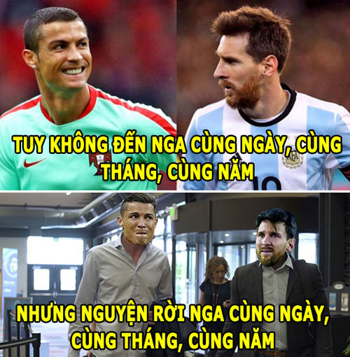 anh che world cup: mbappe tien messi ve nuoc, mascherano tro thanh cu gia hinh anh 5