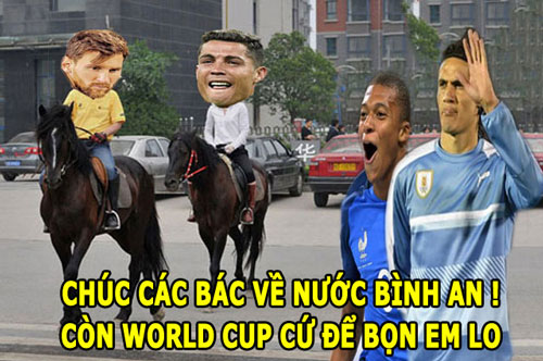 anh che world cup: mbappe tien messi ve nuoc, mascherano tro thanh cu gia hinh anh 1