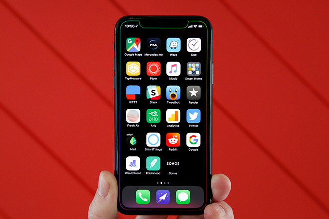 nong: iphone x plus lo suc manh khien cong dong android ghen ty hinh anh 1