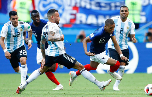 tiet lo: mbappe chua dat den... toc do tot nhat hinh anh 1