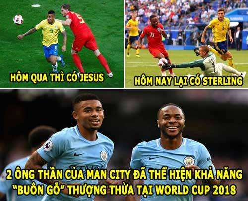 anh che world cup (8.7): anh se vo dich, sterling lam 'trum buon go' hinh anh 2