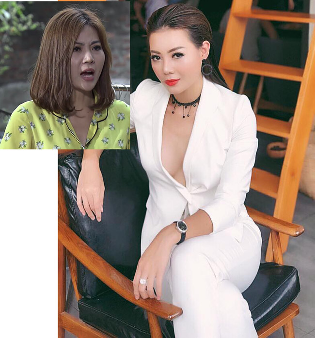 "phong cach doi thuong cung rat sexy cua quynh ""bup be"", lan ""gia"", my ""soi"" hinh anh 14"