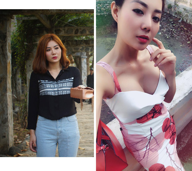 "phong cach doi thuong cung rat sexy cua quynh ""bup be"", lan ""gia"", my ""soi"" hinh anh 15"