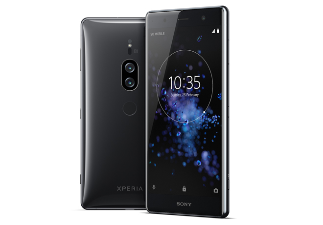 sony chinh thuc cong bo xperia xz2 premium, dat ngang iphone x hinh anh 2