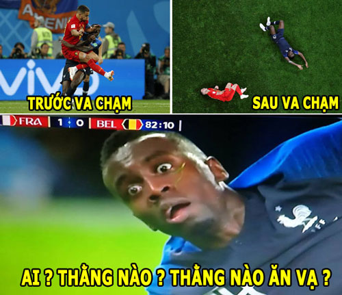 anh che world cup (11.7): sao dt phap the hien 'than thai' hinh anh 2