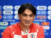 World Cup - Ha dT Anh, HLV dT Croatia tiet lo thong tin gay soc